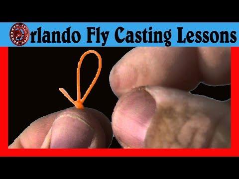Perfection Loop Knot - Fishing Knots - Fly Fishing Knots