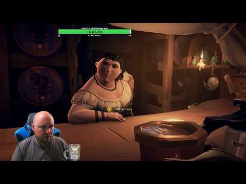 Sea Of Thieves - visiting all taverns
