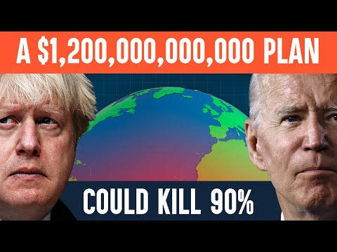 The Terrifying $1.2 Trillion Plan That Could Kill 90% of Humanity | Stephen Fry