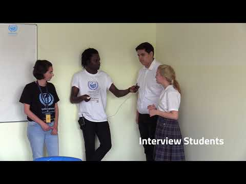 2018 World Day To Combat Desertification - Interview Students