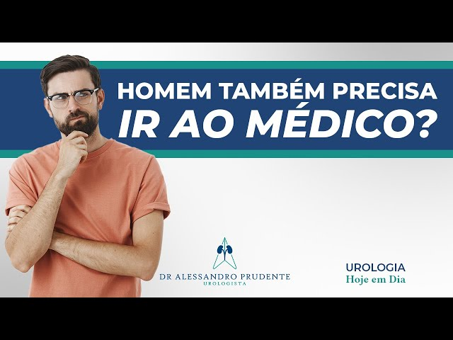Saúde do Homem: Do que estamos falando?
