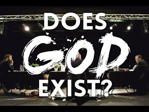Does God Exist? // Debate - Frank Turek vs Dennis Nørmark