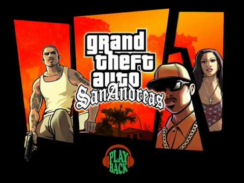 GTA SA PLayback FM - Gang Starr- B.Y.S