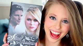 SILVER SHADOWS BY RICHELLE MEAD | booktalk with XTINEMAY Thumbnail
