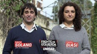 Frente de Izquierda Unidad // Spot Ciudad de Buenos Aires #Elecciones2019