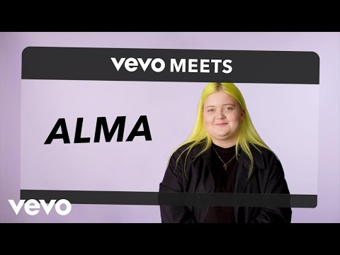 ALMA - Vevo Meets: Alma