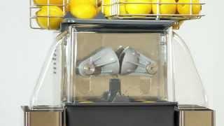 Zummo juicer - Z06C Multicitric