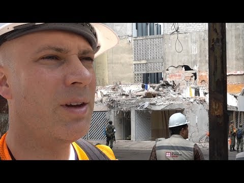 Learning from Earthquakes- Mexico City 2017