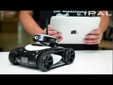 HeliPal.com - iSPY Tank w/Camera Test Video
