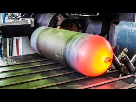 Excellent metal work. Watch how metal works in large factories.