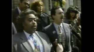 Los Angeles Riots April 30, 1992 CNN Report