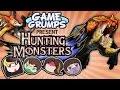 GAME GRUMPS present: HUNTING MONSTERS EP.2 NERSCYLLA