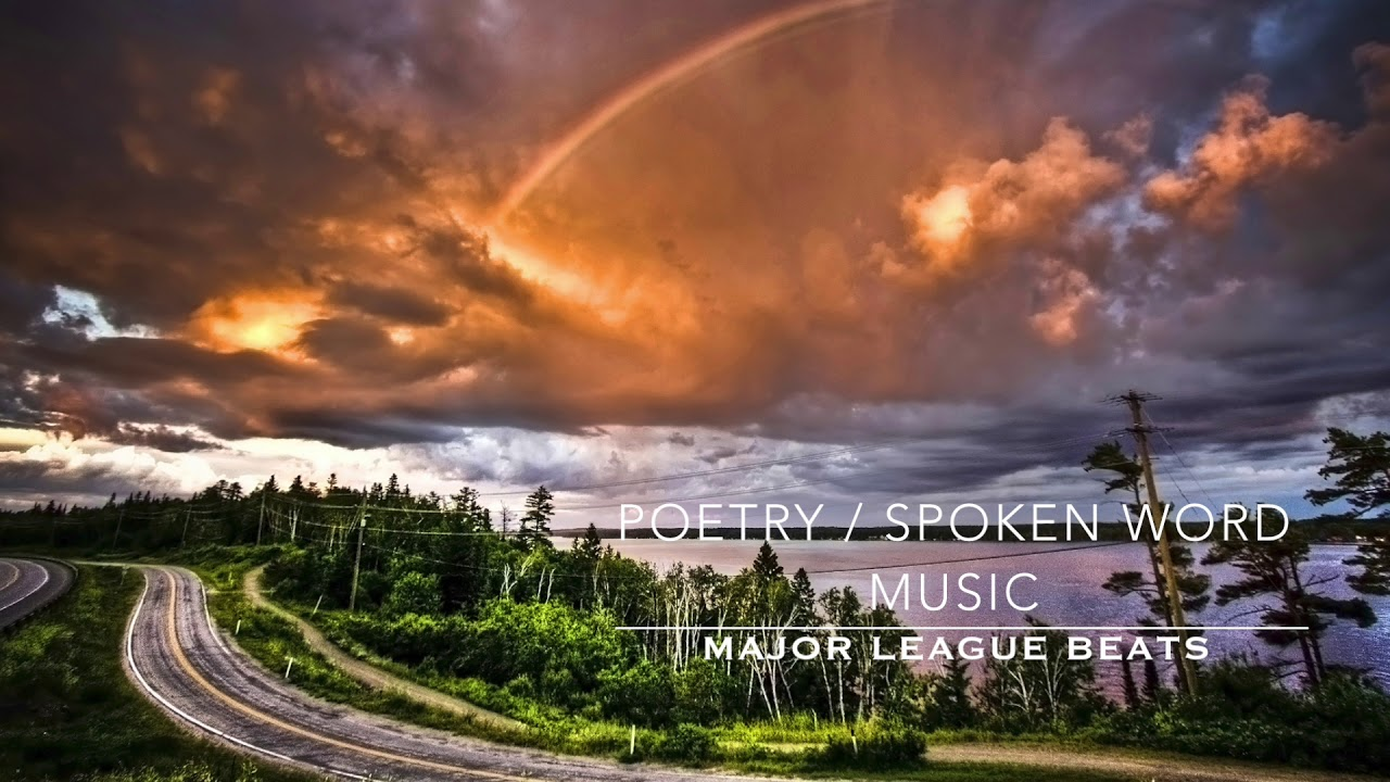 NEW Poetry / Spoken Word Instrumental Beat / Background Music