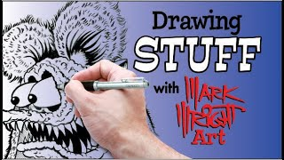 Drawing Crap with Mark Wright