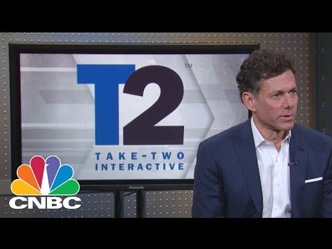 Take-Two Interactive Software CEO: Strength In Gaming | Mad Money | CNBC