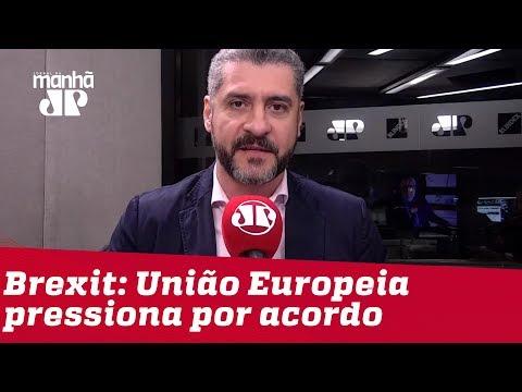 Bruno Garschagen: União Europeia não deseja Brexit sem acordo