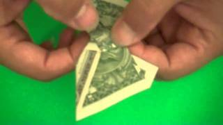 Origami Money Butterfly