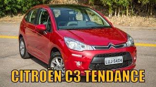 Citroën C3 Tendance AT 2015 - Avaliação
