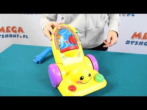 Learning Vacuum / Śpiewający Odkurzacz Czyścik - Laugh & Learn - Fisher Price - Mattel