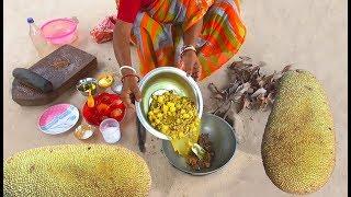 Echorer Dalna Recipe || Bengali Veg Recipe || Tasty Treats Raw Jackfruit Curry Recipe