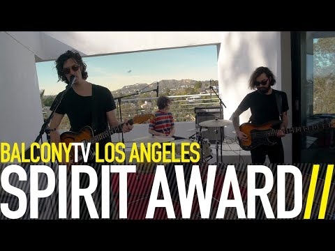 SPIRIT AWARD - SUMMER (BalconyTV)