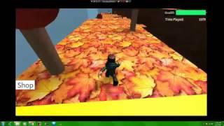 Longplay de Andrew da velocidade Run 4 em Roblox no Xbox One Edition