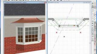 Bay Windows - How To Use The Bay Window Tool In Chief Architect