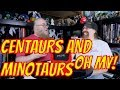 Playing Monsters- Centaurs and Minotaurs Unearthed Arcana Review