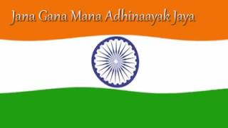 Jana Kana Mana I LOVE MY INDIA