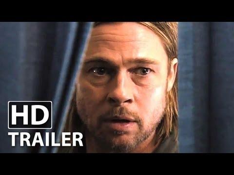 World War Z - Trailer 2 (Deutsch | German) | HD