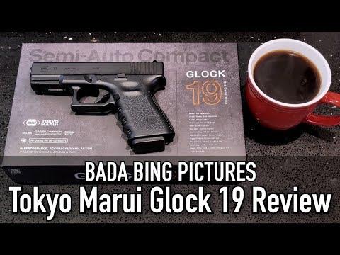 Tokyo Marui Glock 19 GBB Review