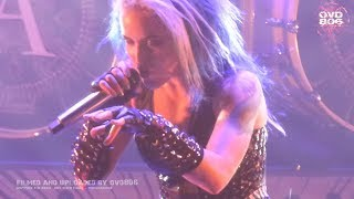 Arch Enemy - Set Flame_The World Is Yours_Ravenous_The Race @ 013 Tilburg (NL) 2018-Jan-28