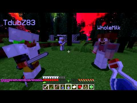 MineZ: Adventures! Is He A Hacker?!?!