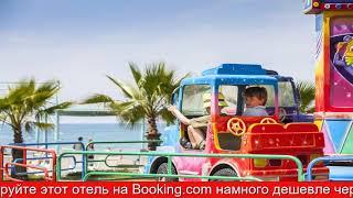 Обзор отеля İz Flower Side Beach Hotel в Сиде Турция