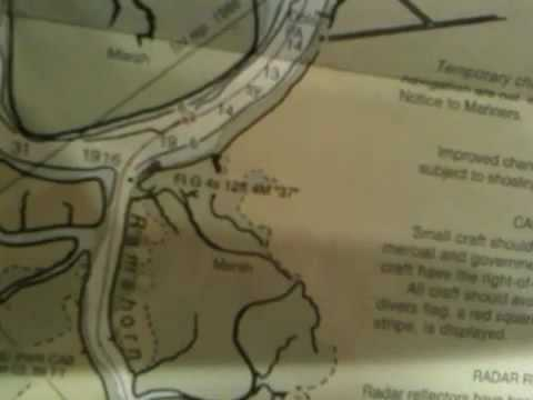 Map Of Beaufort River To Parris Island YouTube - Parris map