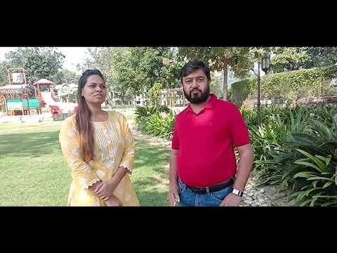 Mr.Nitin Maheshwari and Rekha Maheshwari-Ajmer Detoxification at Five Lotus.