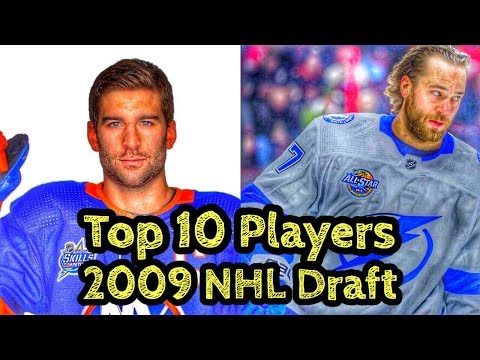 Top 10 Players From The 2009 NHL Draft