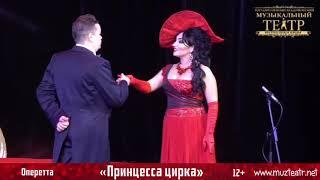 Оперетта Принцесса цирка