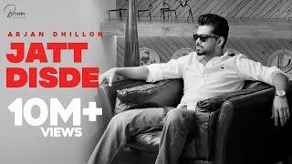 Jatt Disde (Full Song) | Arjan Dhillon | Latest Punjabi Songs 2020