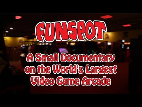Funspot: A Small Documentary on the World's Largest Video Game Arcade