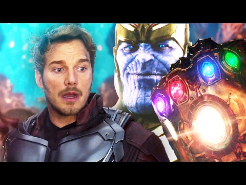 Guardians  Of The Galaxy 2 Trailer James Gunn Secrets and Avengers Infinity War