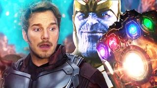 Guardians  Of The Galaxy 2 Trailer James Gunn Secrets and Avengers Infinity War