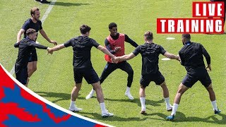 England Training Session LIVE | World Cup 2018