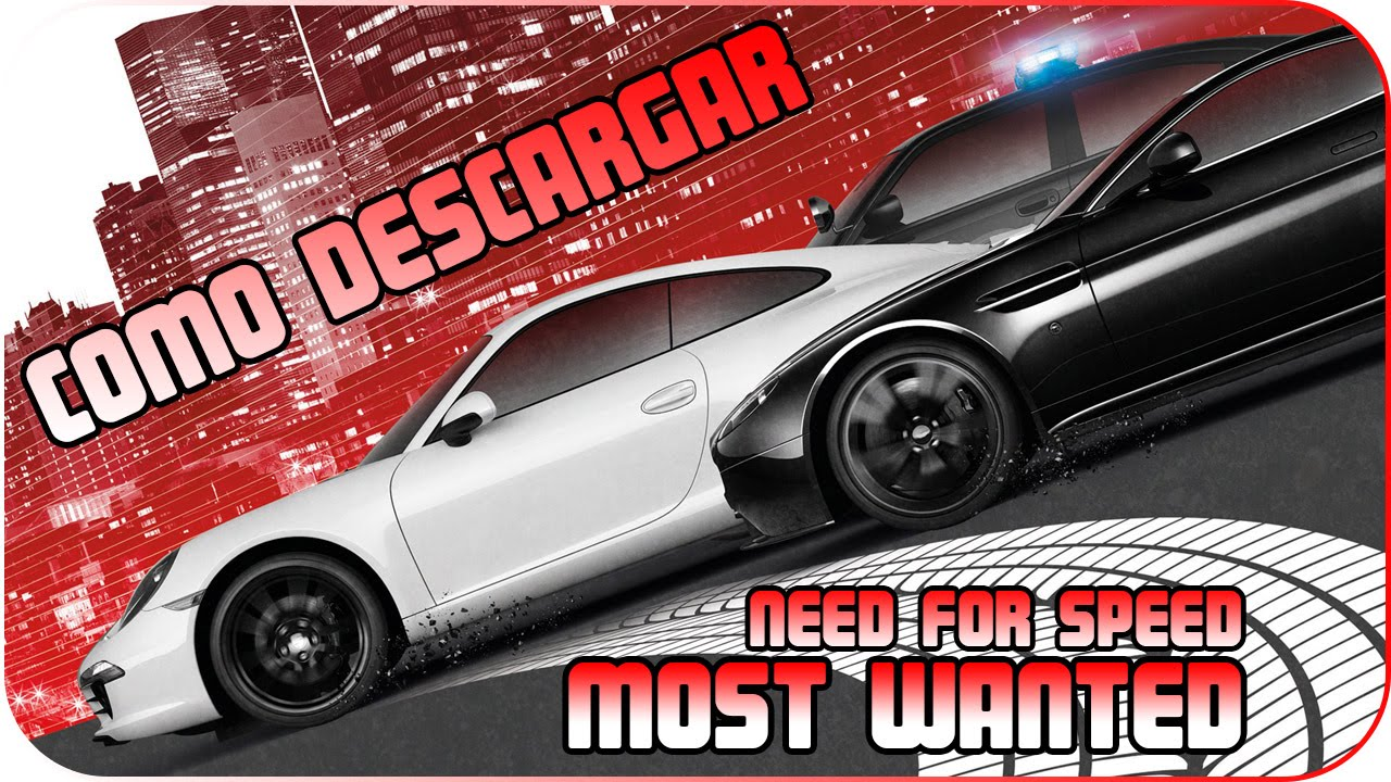 need for speed most wanted black edition pc descargar gratis