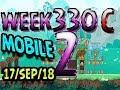 Angry Birds Friends Tournament Level 2 Week 330-C  MOBILE Highscore POWER-UP walkthrough