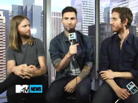 Adam Levine (Maroon 5) talks about Justin Bobby