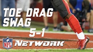 Breaking Down the Top 20 Toe Drag Swag Catches of 2016 (#