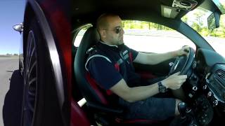 2012 Fiat 500 Abarth - Track Test Drive and Quick Review
