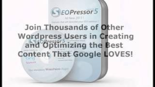 SEO Pressor - SEO Pressor V5 Review
