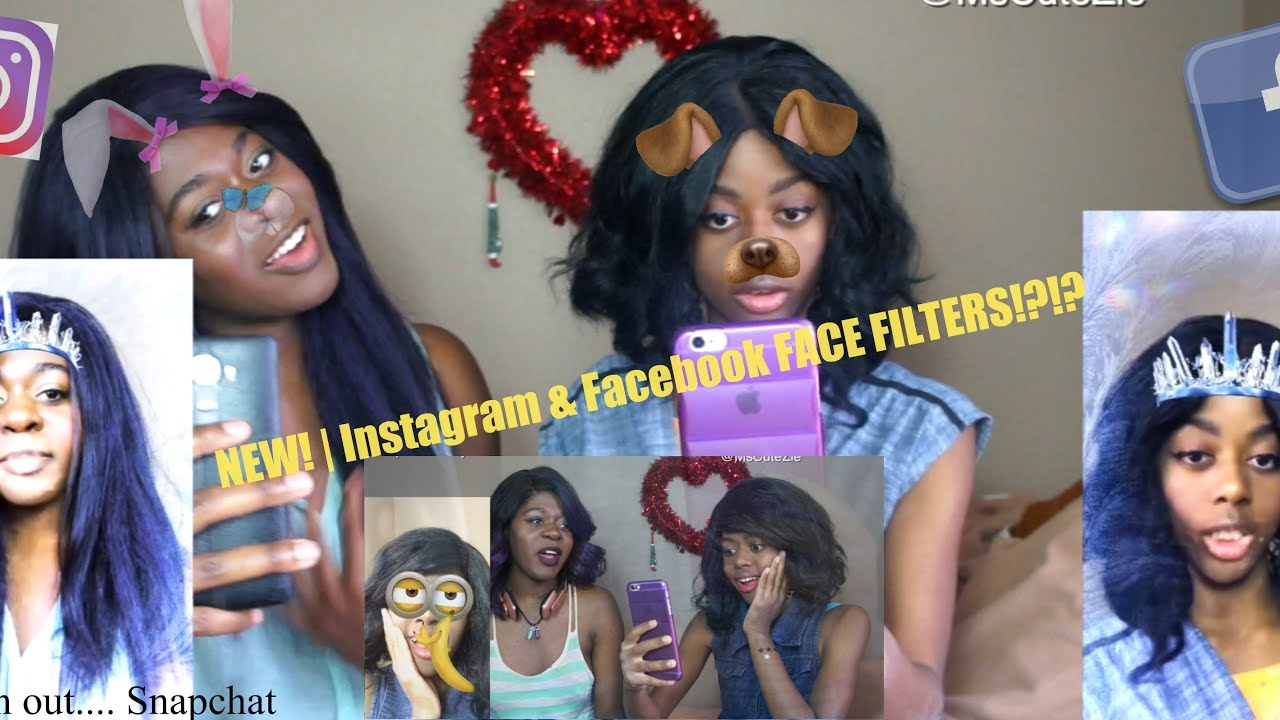 Instagram & Facebook Face Filters & Stories! | NEW! | Topic Discussion! |  WATCH OUT SNAPCHAT!